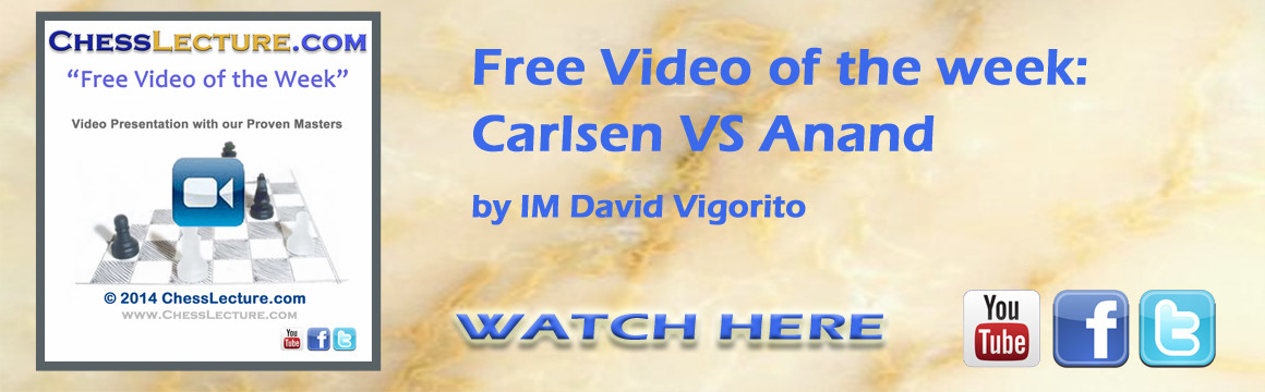 Free Video of the week, social media banner