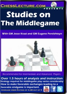 Studies on The Middlegame