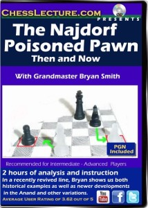 The Najdorf Poisoned Pawn  Then and Now Front