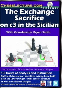 The Exchange Sacrifice on c3 in the Sicilian F