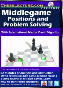 Middlegame Positions and Problem Solving
