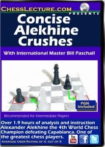 Concise Alekhine Crushes F