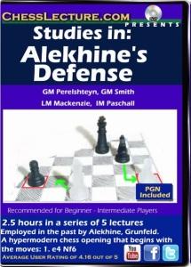 Studies in the Alekhine's Defense