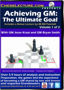 Achieving GM The Ultimate Goal V 1 F